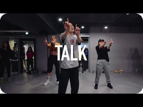 Talk - Khalid / Enoh Choreography - 1MILLION Dance Studio