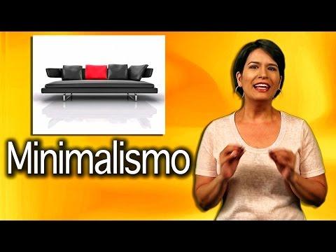 ¿Qué Significa Minimalismo? Te Damos Consejos De Decoración