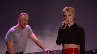 MØ And Diplo Coachella   Get It Right