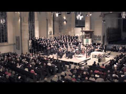 """J.S. Bach, Kantate BWV 205: Nr. 14 Rec. & Nr. 15 Coro """"Vivat August, August vivat"""""""