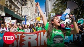 If you adults won't save the world, we will | Xiye Bastida