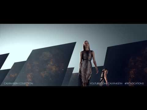 VIII. PARALLAX SHIFT - презентация одежды Calvin Klein