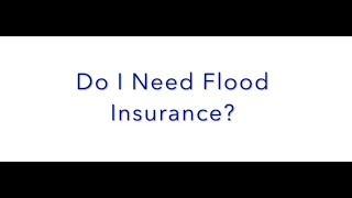 FAQ Friday: Do I Need Flood Insurance