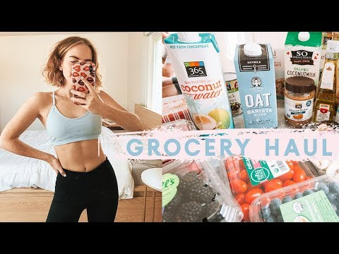 Healthy Grocery Haul + Food Combining!