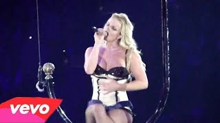 Britney Spears - Out from under live
