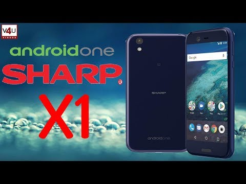 Sharp X1 Review 3900mAh -Specifications, Price, Release Date, Camera, Features