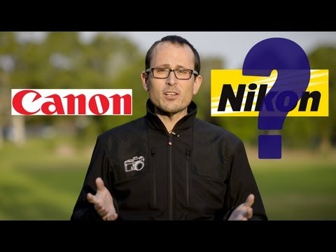 ThatNikonGuy buying a Canon?!