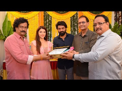 Kalyan Ram And Mehreen New Movie Opening Event