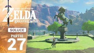 Soluce BOTW – Étape 27 : Relais de l'orée de la plaine