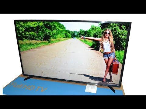 SAMSUNG UE49M5002 видео обзор
