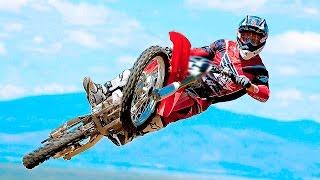 МОТОКРОСС Лунёво УБОЙНЫЕ заезды Владимир  прыжки падения покатушки жесть Motocross Ковров