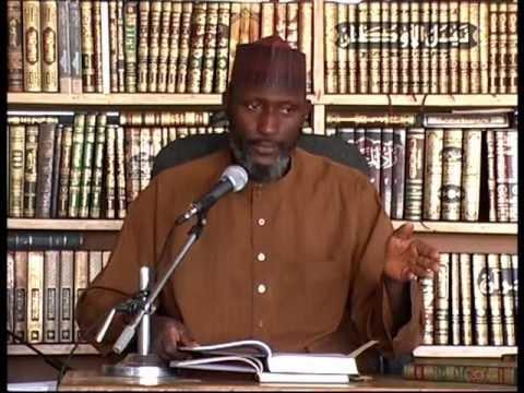 Sheikh Awwal Albany Zaria(Umdatul Ahkam 5b)