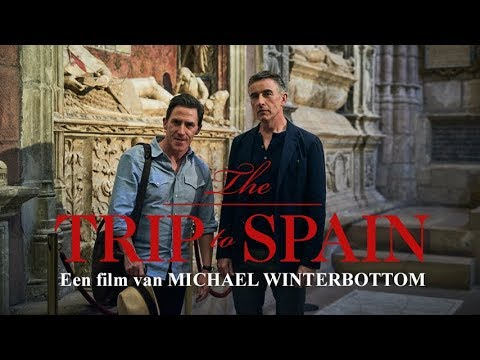 Steve Coogan en Rob Brydon met 'The Trip to Spain' in Meerpaal-bioscoop