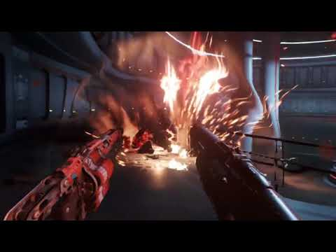 Видео № 1 из игры Doom VFR [PSVR]