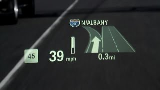 CNET On Cars - Car Tech 101: The future of head-up displays