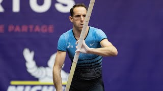 All Star Perche 2020 : Renaud Lavillenie franchit 5,94 m