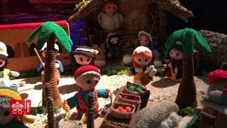 A Natividade do mundo inteiro no Vaticano