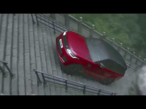 Range Rover Sport PHEV takes on the Dragon Challenge