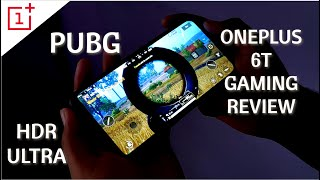 PUBG IN ONEPLUS 6T | GAMING REVIEW |