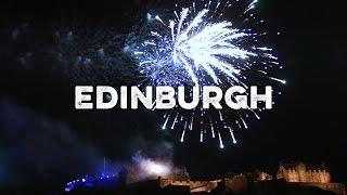 City Snapshot:  Edinburgh in Summer