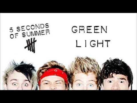 5 Seconds Of Summer - Greenlight | Studio Version (Lyrics + Pictures) Mp3