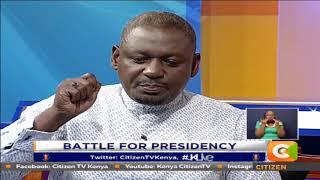 JKL | Battle for Presidency, with Otiende Amollo #JKLive [Part 1]