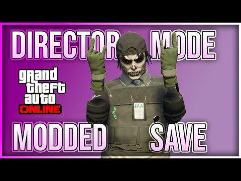 (PATCHED) DIRECTOR MODE (100% SAVE METHOD) PS4/XBOX1 GET THE OUTFIT EVERY TIME GTA 5 ONLINE 1.45