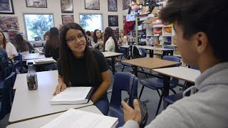 Students Tackle Life's Challenges Together