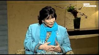 Conversando con Cristina Pacheco - Mónica Miguel