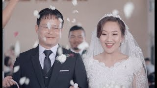 Bethsy and Mahriata  Wedding VIdeo (short version)