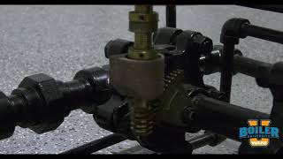 Differences Between Slow and Quick Blowdown Valves