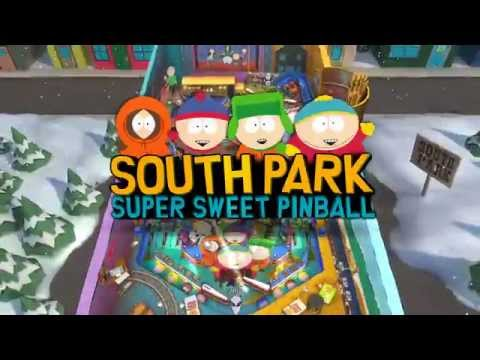 South Park Pinball Seems Like Just The Right Amount Of South Park