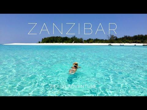 Video ZANZIBAR: beach adventure  (HD)