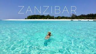 ZANZIBAR: beach adventure  (HD)