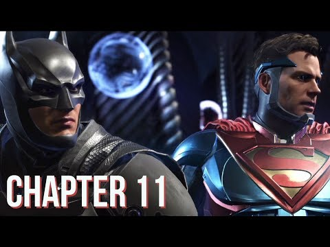Injustice 2 - Story Mode: Chapter 11. The World's Finest (Batman) [PS4 Pro]