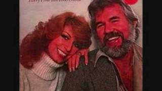Kenny Rogers and Dottie West- Baby I'm A Want You