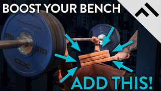 How to Board Bench & Improve Your Bench Press