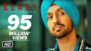 Diljit Dosanjh: CLASH (Official) Music Video | GOAT - YouTube