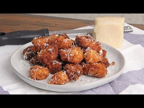 Ritzy Parmesan Chicken Bites | Episode 1220