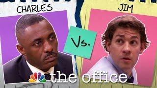 Jim Halpert Vs. Charles Miner - The Office
