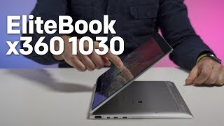 Hp Elitebook X360 1030 G3 Review