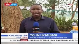 Senator Gideon Moi visits Kitui for fundraiser