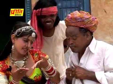 Chaku Chhuri Dhar Dhiravo - Rajasthani Hit Comedy &amp Funny Movie By Pukhraj Nadsar (Part 4)