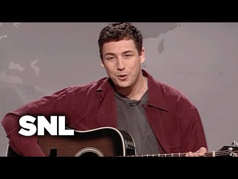 Adam Sandler: The Hanukkah Song III - SNL
