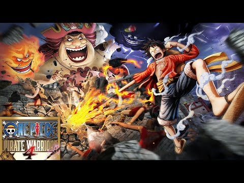 One Piece: PIRATE WARRIORS 4 - Anime Expo 2019 Reveal Trailer
