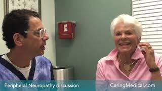 Peripheral Neuropathy treated with Regenerative Medicine