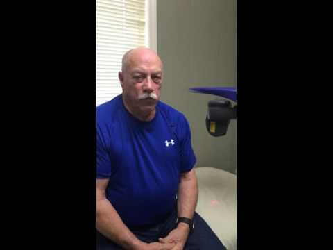Chronic Peripheral Neuropathy Patient Thrilled