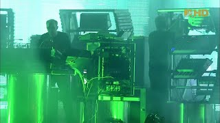 The Chemical Brothers - Live @ Roskilde Festival 2008