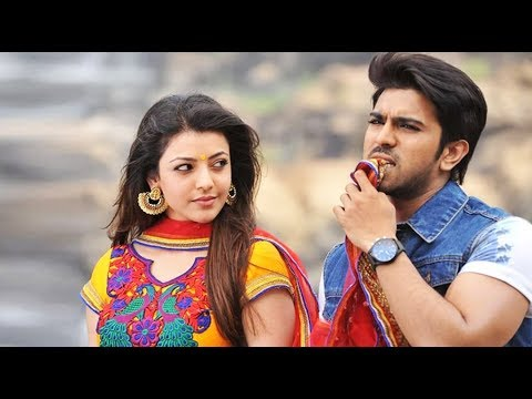 Ram Charan Sucide Scene For Kajal Aggarwal | Nayak Malayalam Movie Scene
