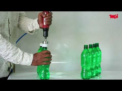 Pneumatic Plastic Bottle Capper